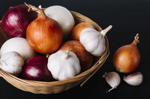 food storage tips for onions