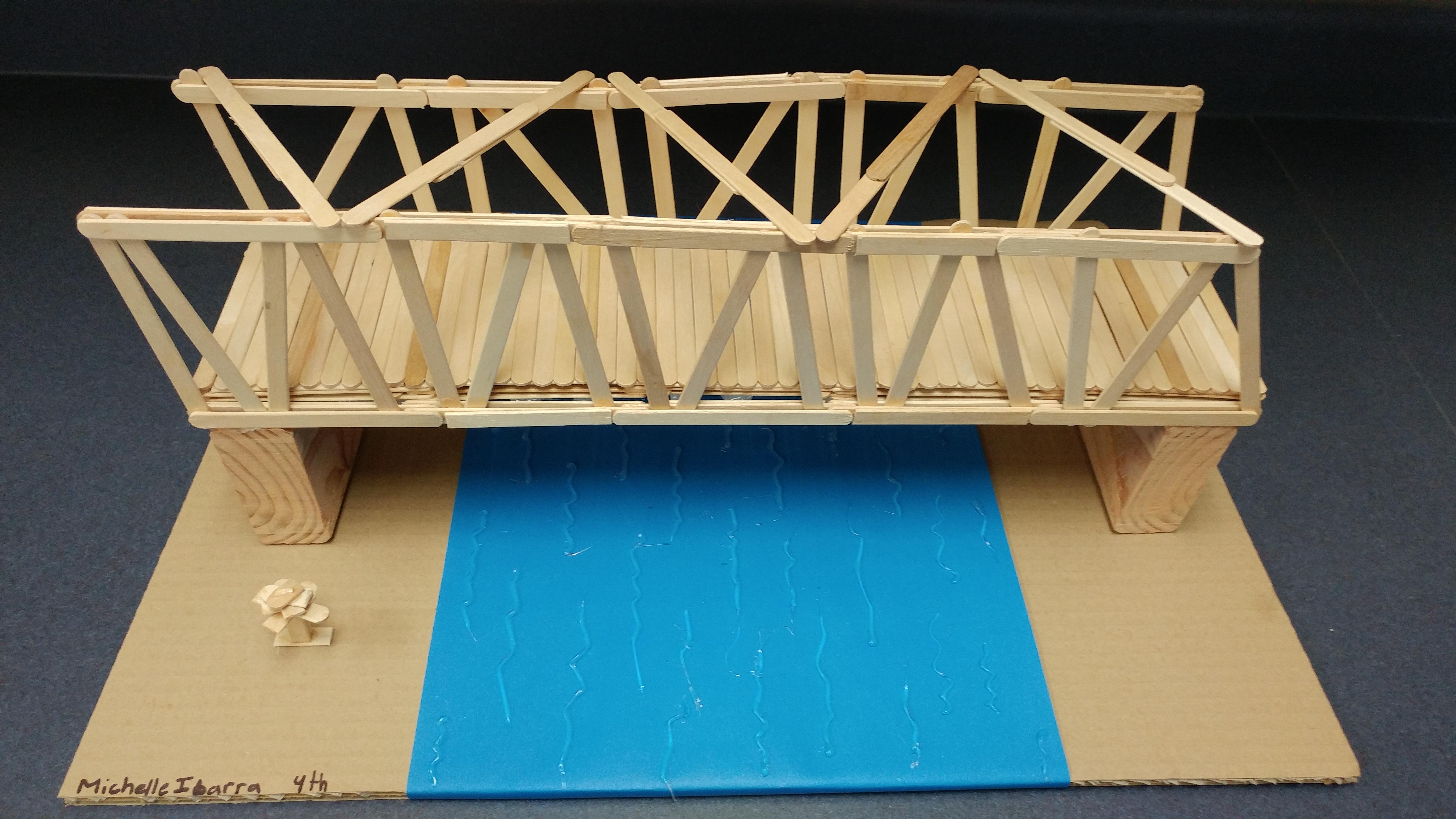Michelle Ibarra - beam bridge
