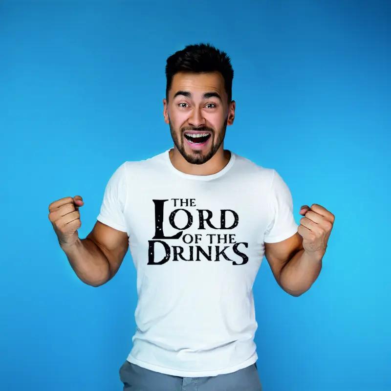 10 idei de cadouri pentru prieteni: tricou personalizat pentru amatorii de alcool