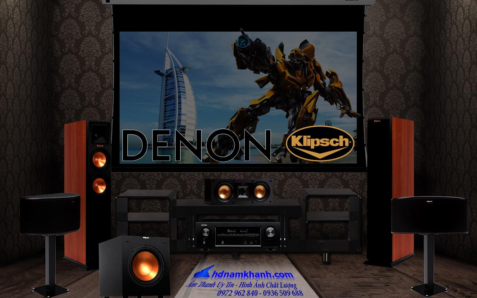 Dàn âm thanh 5.1 xem phim, hiệu ứng âm thanh sống động như trong rạp