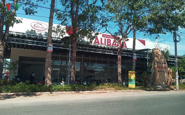 Ngày mai Vũng Tàu sẽ cưỡng chế tiếp công trình sai phạm của Alibaba - Ảnh 2.