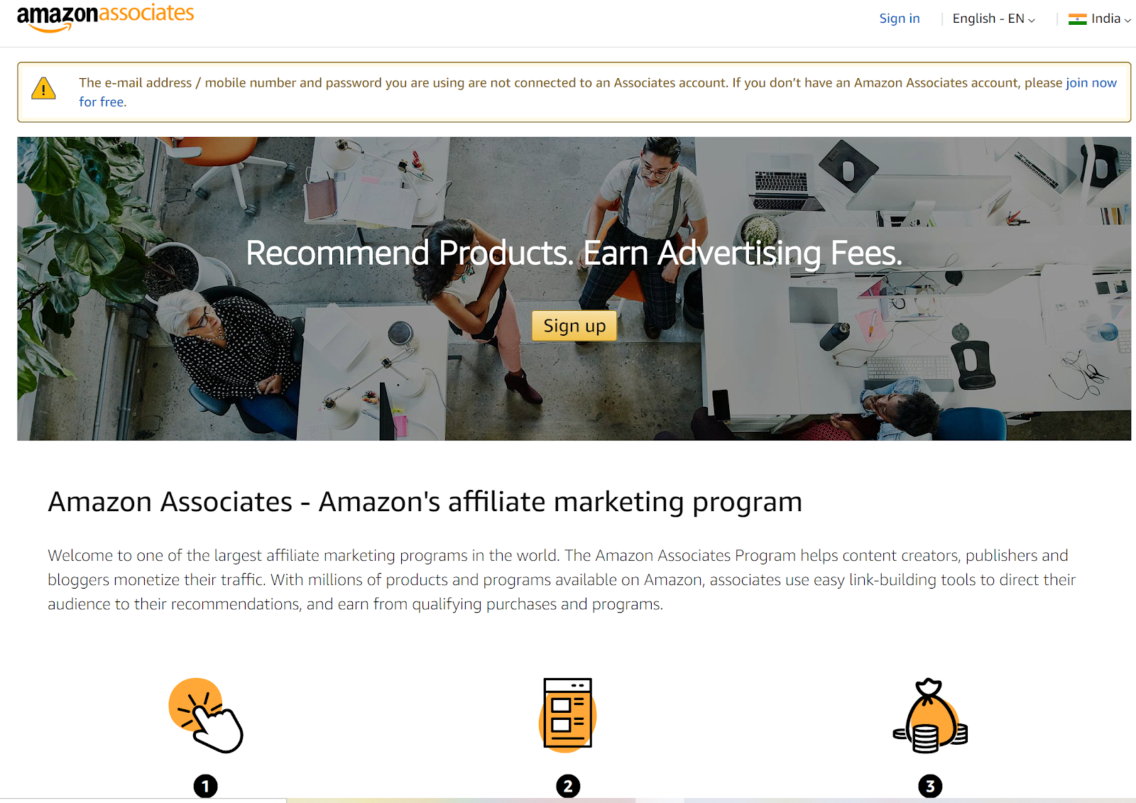 affiliate marketing for amazon, affiliate marketing by amazon, affiliate marketing at amazon, amazon.in affiliate marketing