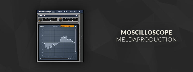 MOscilloscope by MeldaProduction (Windows, Mac OS)