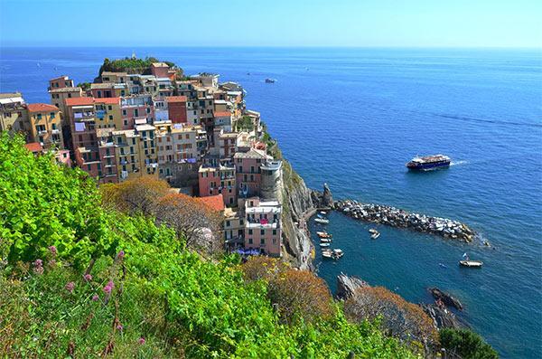 Tham quan 10 điểm triệu view của nước Ý