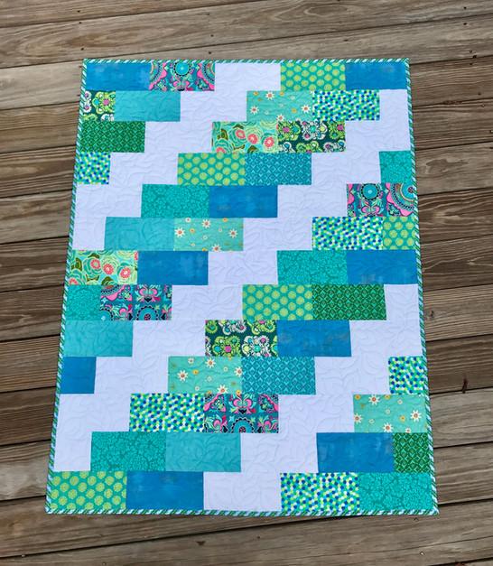 Brick Quilt Pattern
