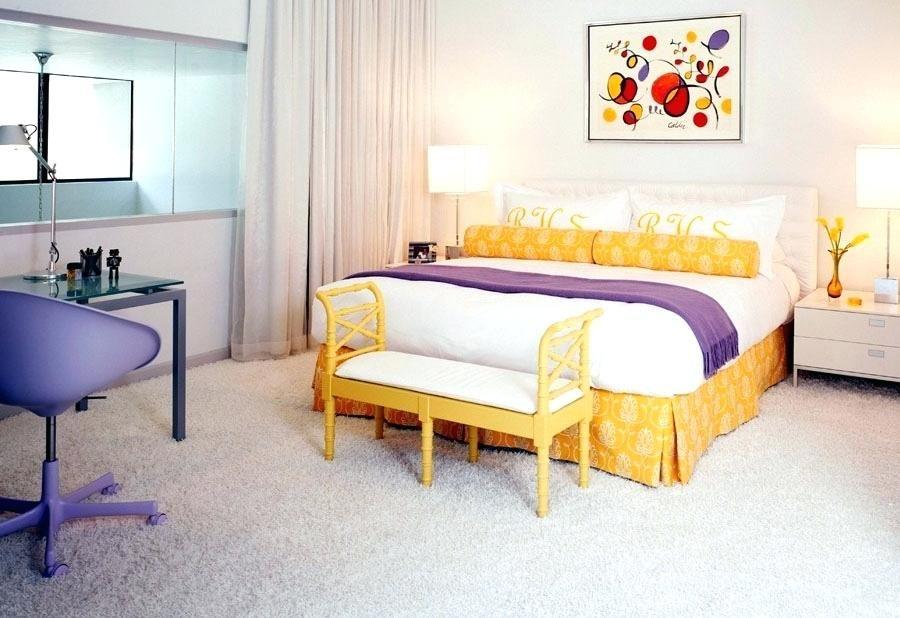 Mẫu thiết kế nội thất retro phòng ngủ hiện đại