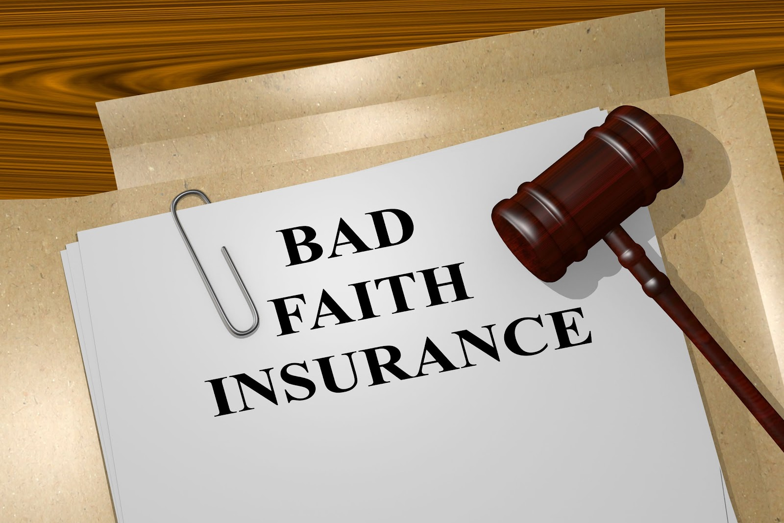 Florida Bad Faith Insurance Attorneys