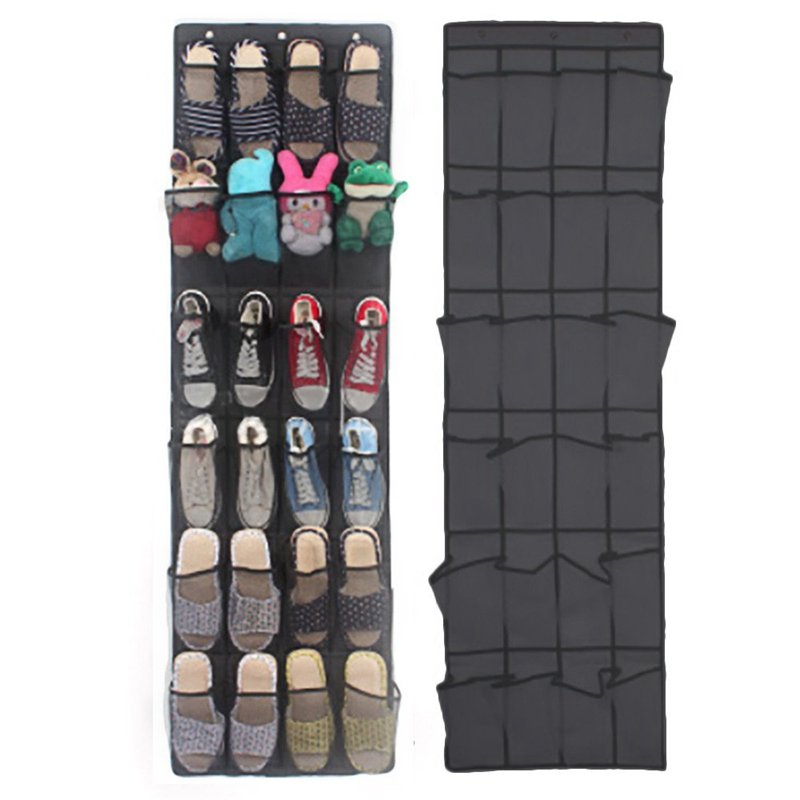 24 -Pocket Shoe Organizer