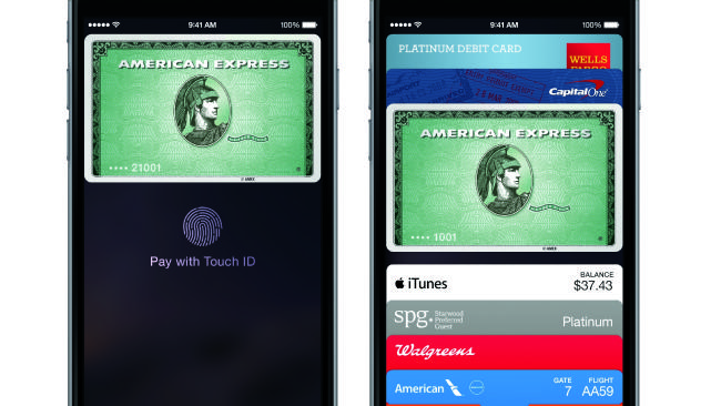 Apple Pay lets customers store a range of cards on their phone which the ACCC says could be a win for consumers.