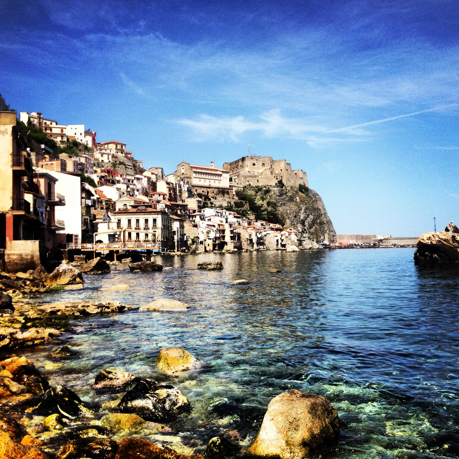 Scilla, Calabria: Beaches of Southern Italy