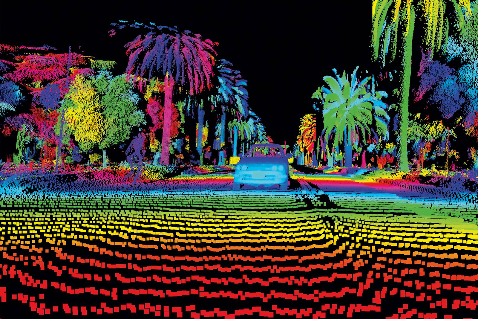 LiDAR - what is it? How does it work? what is it used for?