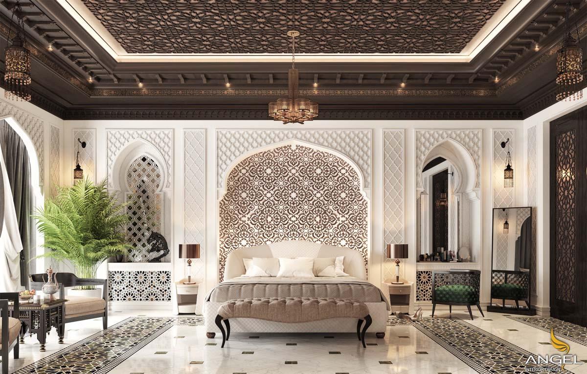 Moroccan Luxury Bedroom Ideas