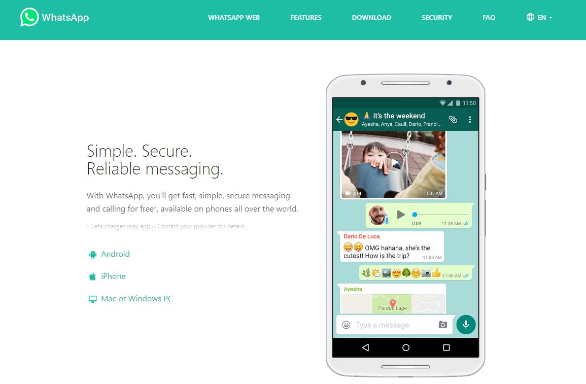 herramientas para nomadas digitales (Whatsapp)