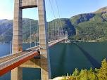 Мост через Эйдфьорд