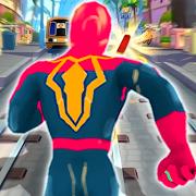 Super Heroes Run: Subway Runner