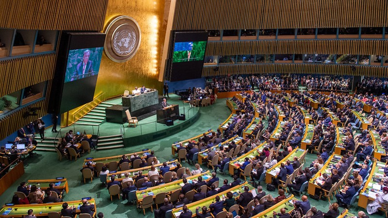 Opinion: Global cooperation tested by the pandemic at UNGA 75