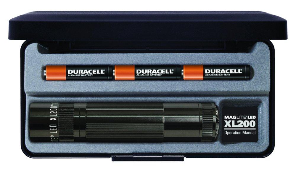 4.ไฟฉาย Maglite XL-200 LED
