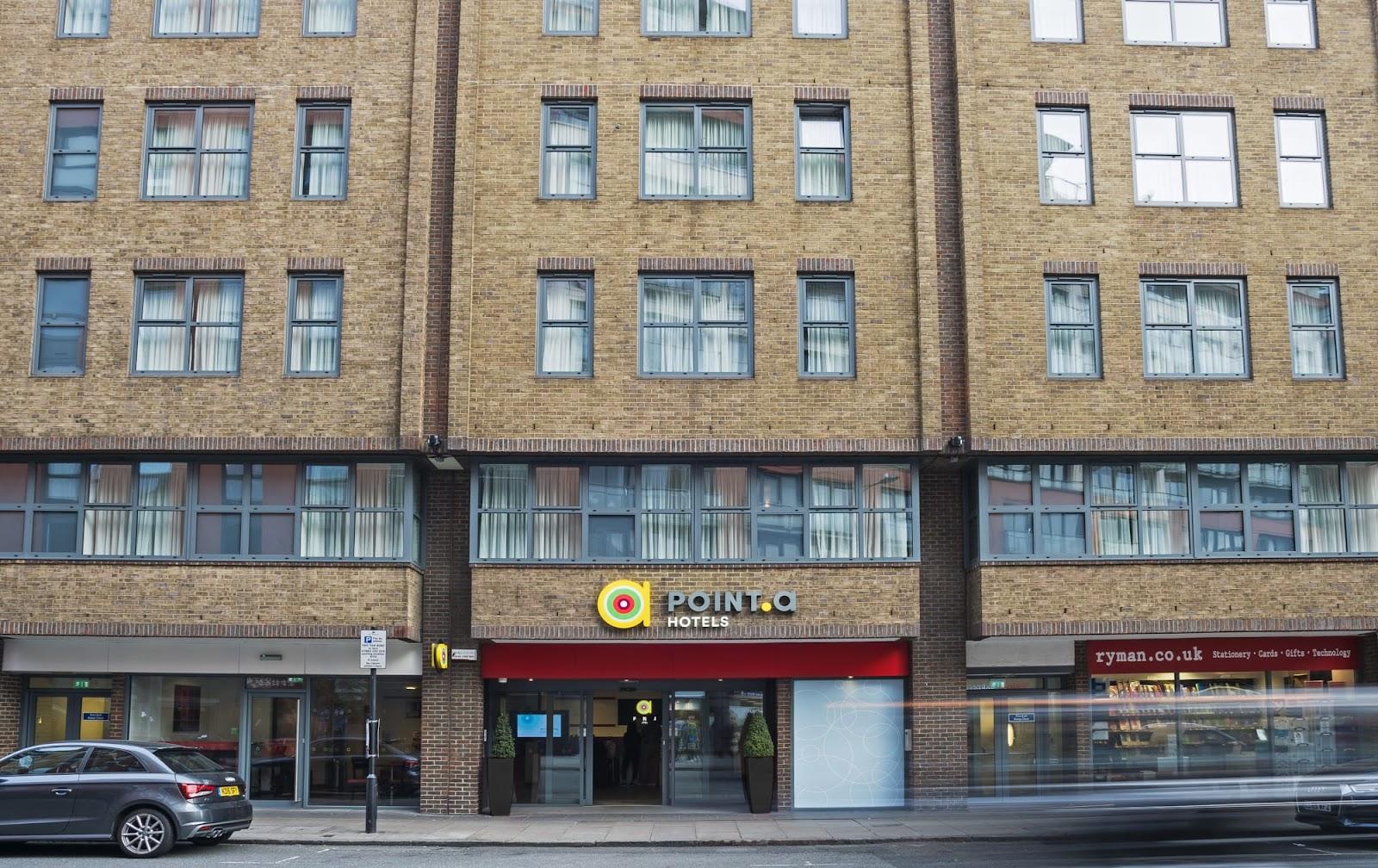Point A Hotel yaitu hotel kedua dalam daftar hotel murah di London