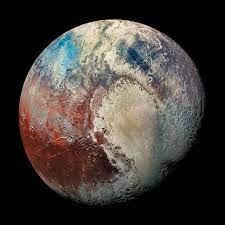 New Horizons Reveals Dunes Made of Tiny Grains of Solid Methane on Pluto    Planets and moons, Planets, Astronomy