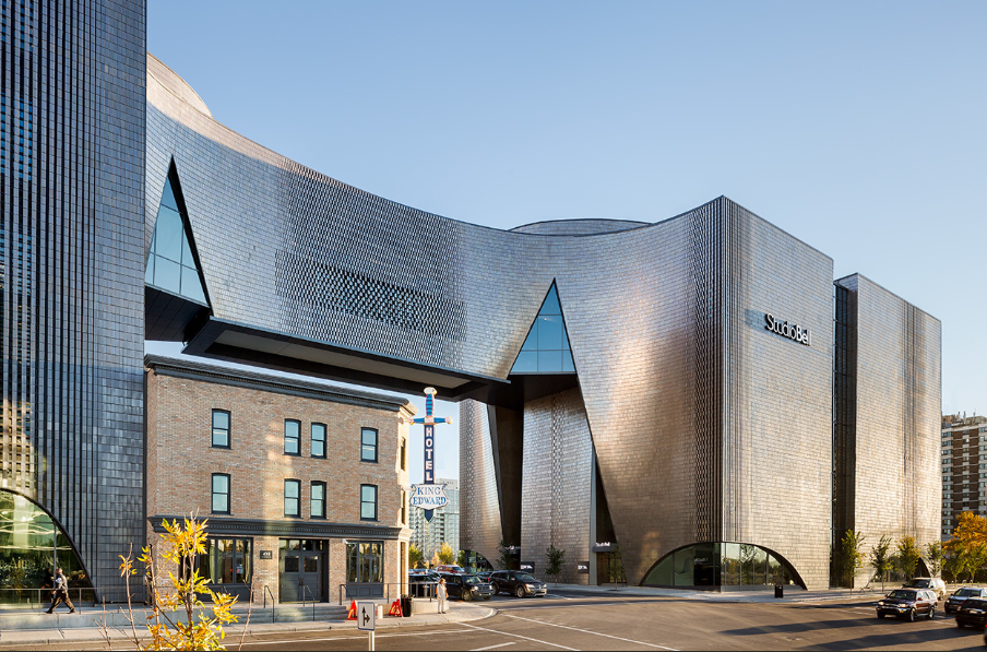 Studio Bell in Calgary AB