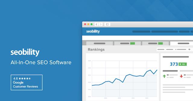 Seobility cho phép SEOer kiểm tra mỗi ngày 3 backlink