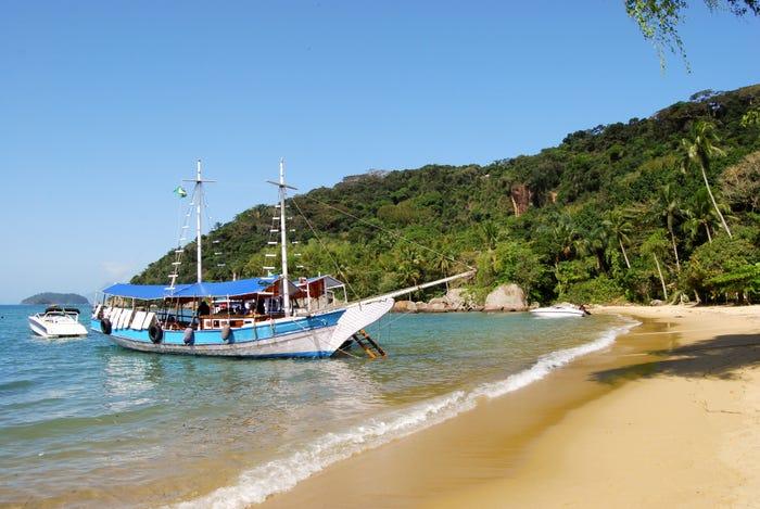 Praia de Lopes Mendes, Brasil