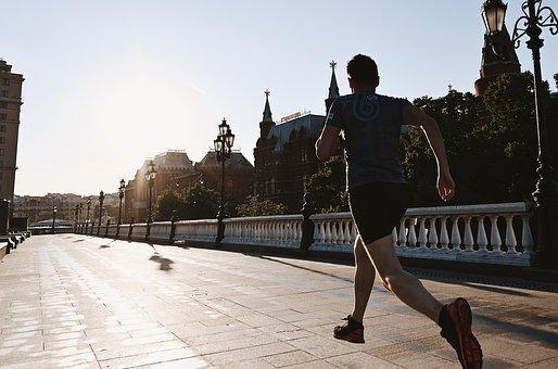 Hay que saber como entrenar para bajar de peso practicando running