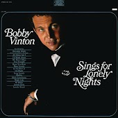 Bobby Vinton Sings For Lonely Nights