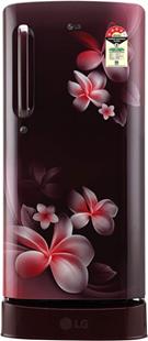 LG 190 L 4 Star Direct Cool Single Door Best Refrigerator