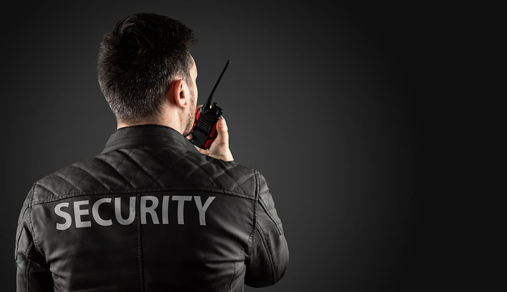 reliable security guards