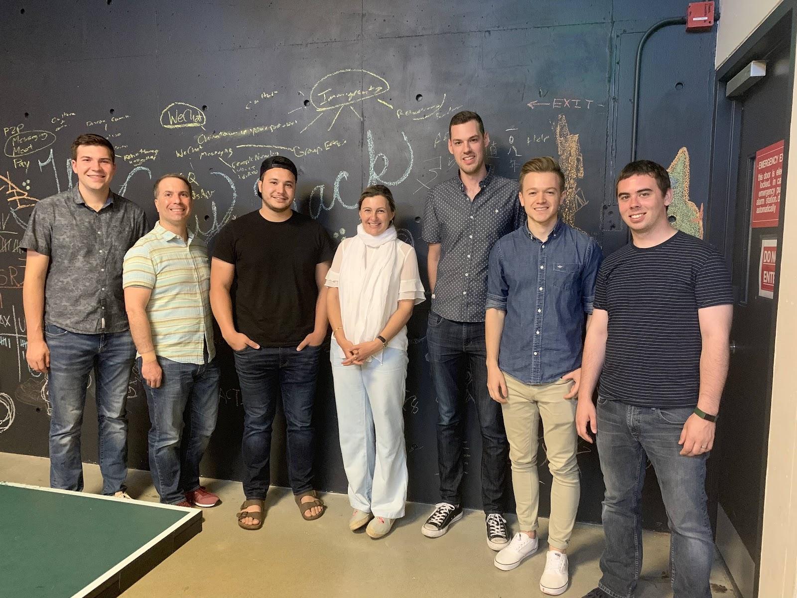 Jargon team photo