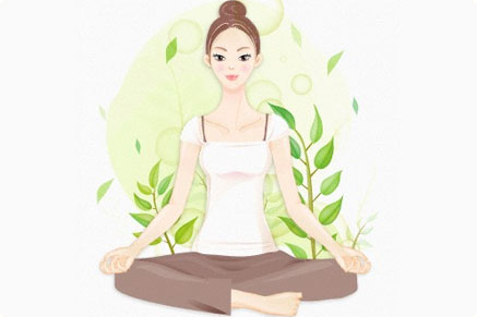 Pranayama can help you get a perfect skin