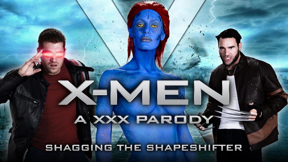 X-Men Cosplay Parody
