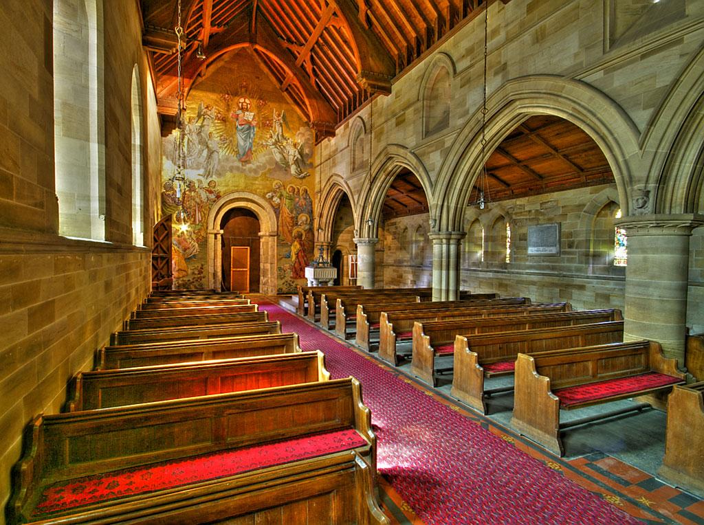 Nhà thờ Thánh An-rê – thành phố Kirby Grindaylthe, England