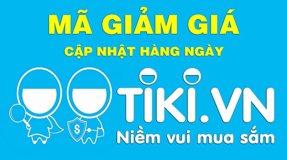 Hãy đến với lanhchanh.com để nhanh chóng tìm được mã khuyến mãi Tiki