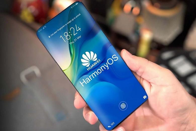 HUAWEI P50 Series Smartphone ระบบ HarmonyOS  2