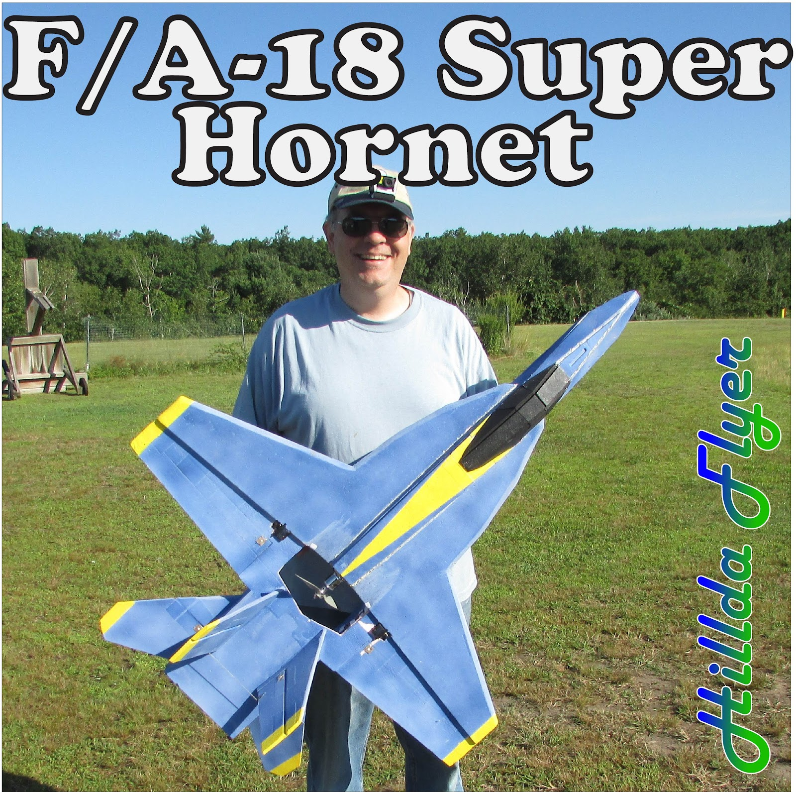 Build F-18 Super Hornet in FT-Style | Flite Test