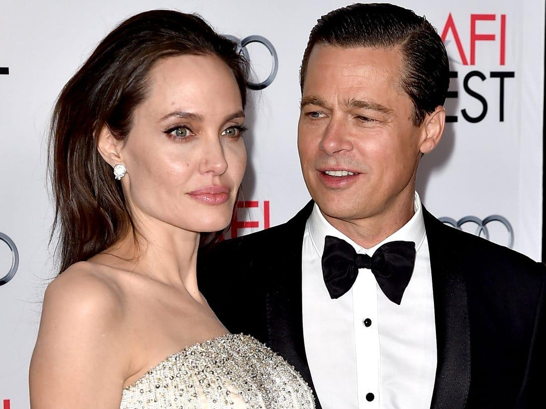 What may have caused Brad Pitt and Angelina Jolie's divorce - Insider