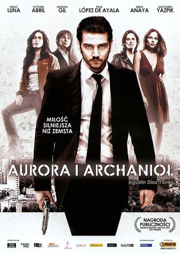 Przód ulotki filmu 'Aurora i Archanioł'