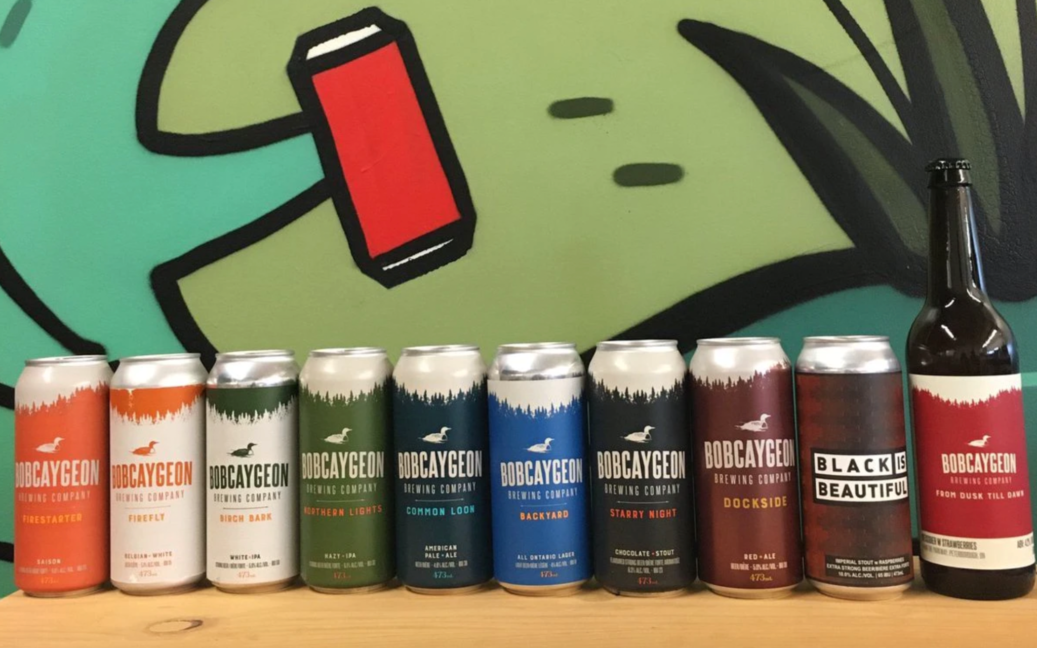 Bobcaygeon Brewing products