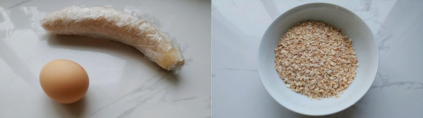 Thèm bánh mà nơm nớp lo tăng cân thì phải làm ngay món bánh chuối yến mạch xốp mềm này thôi các chị ơi! - Ảnh 2.