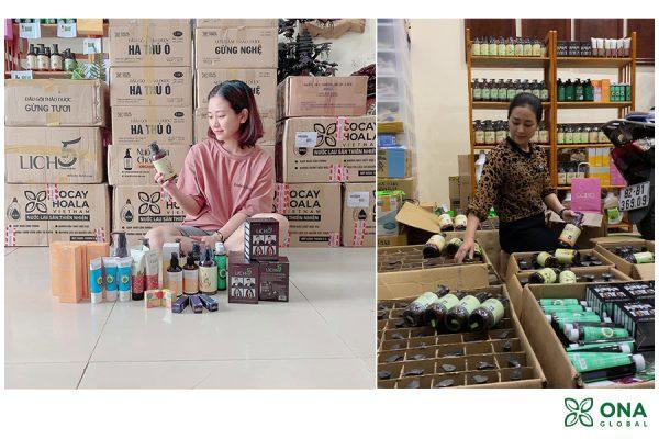 Kinh doanh online tại nhà cho mẹ bỉm sữa - Kinh doanh mỹ phẩm online