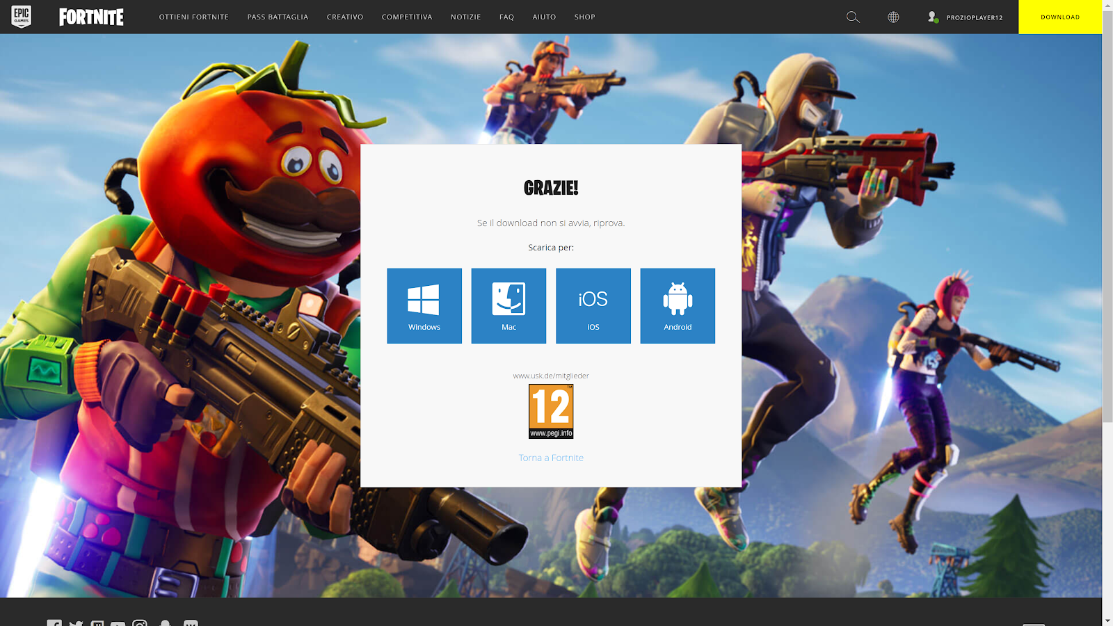 Come Installare Fortnite Su PC - Download Immagine #4