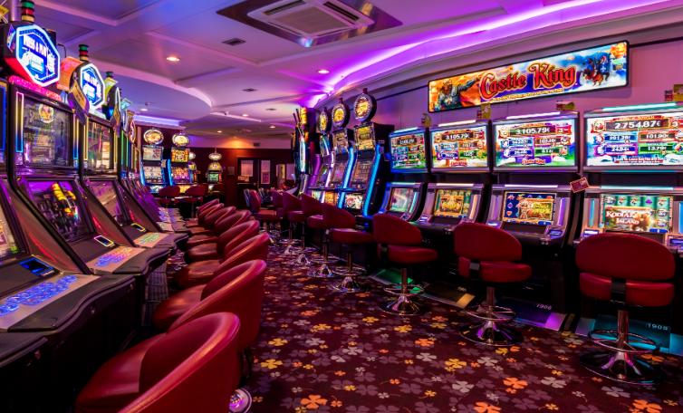 новые слот автоматы и казино