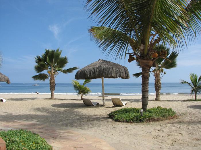 """""""Punta Sal"""" en Tumbes es una de las playas más hermosas"""