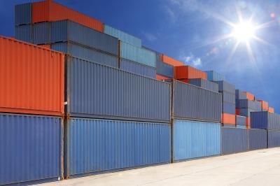 como exportar contenedores