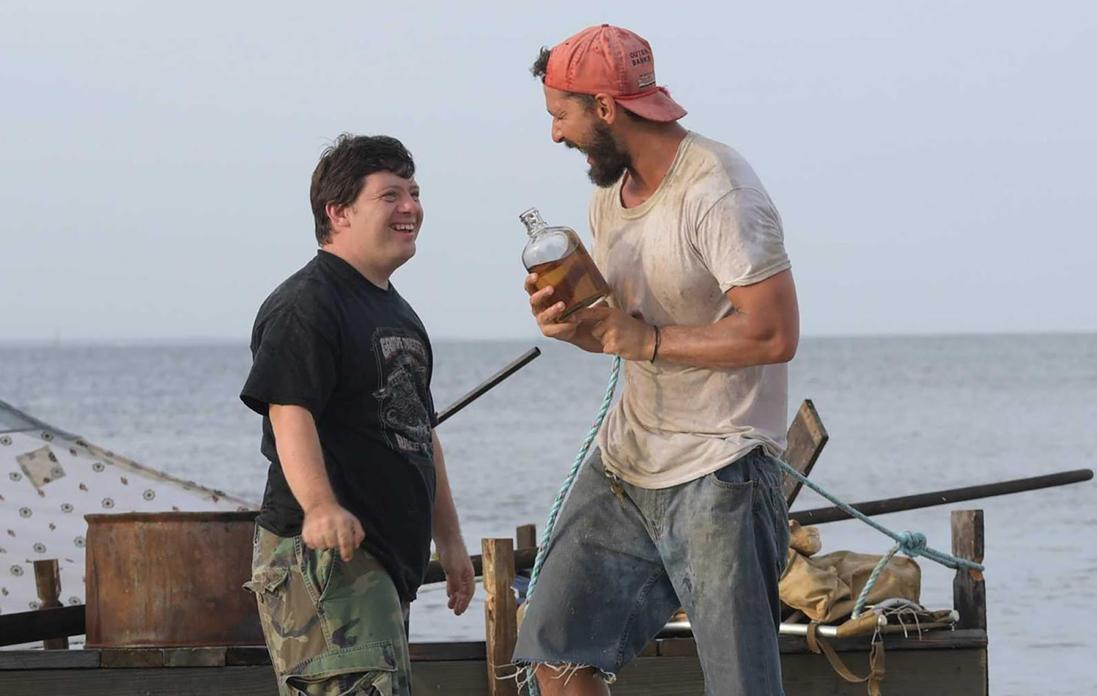 Image result for the peanut butter falcon still