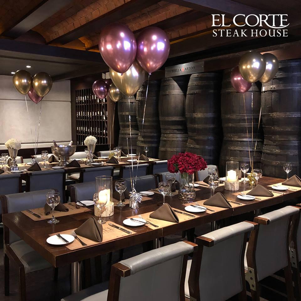 El Corte Restaurant in Guayaquil American Steak house