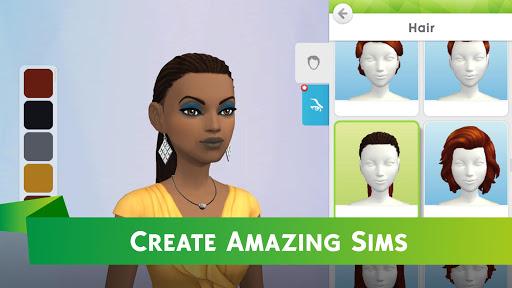 The Sims™ Mobile- screenshot thumbnail