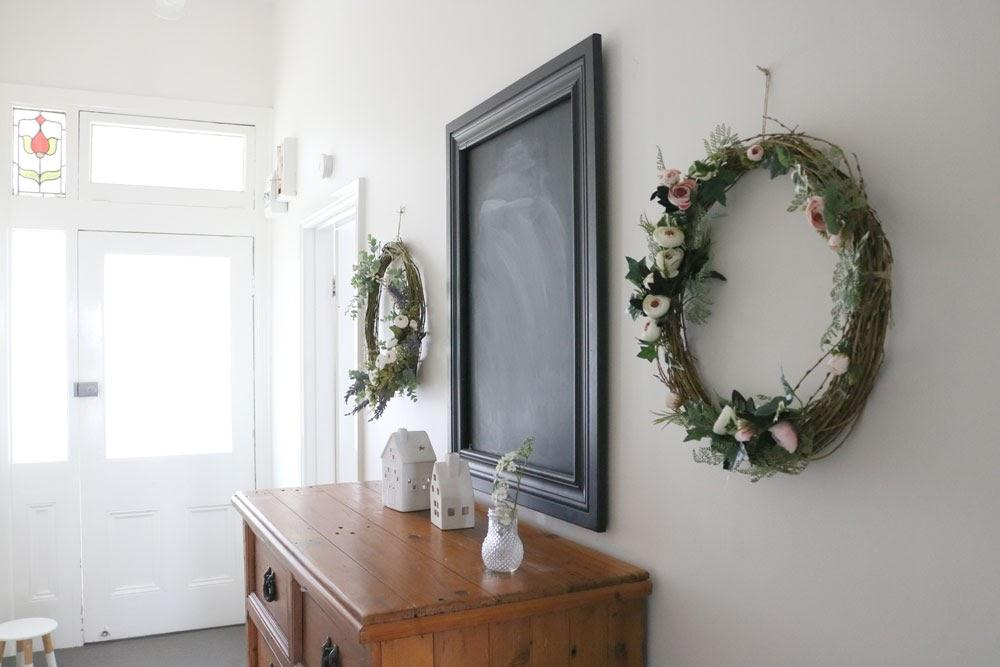 Christmas Coming to Every Corner of Your Home, Including Hallway Wall